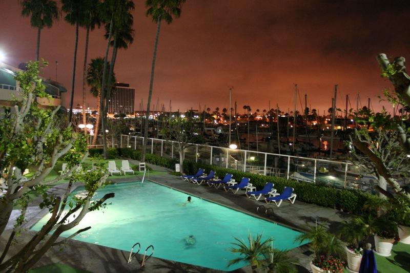 Марина-Дель-Рей, Лос-Анджелес. Marina del Rey, California