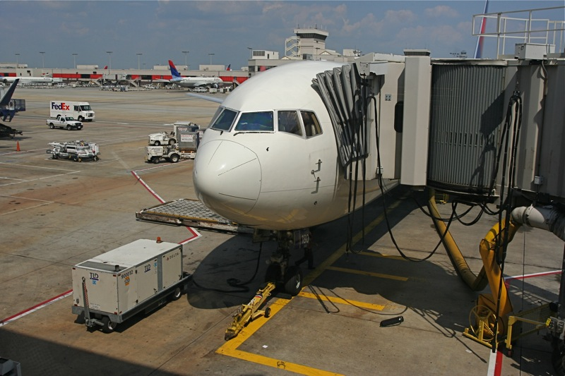 Boeing B767-300ER Delta, Atlanta