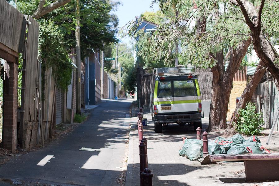 Little Riley St., Sydney