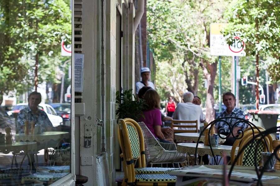 Kawa Cafe, Sydney