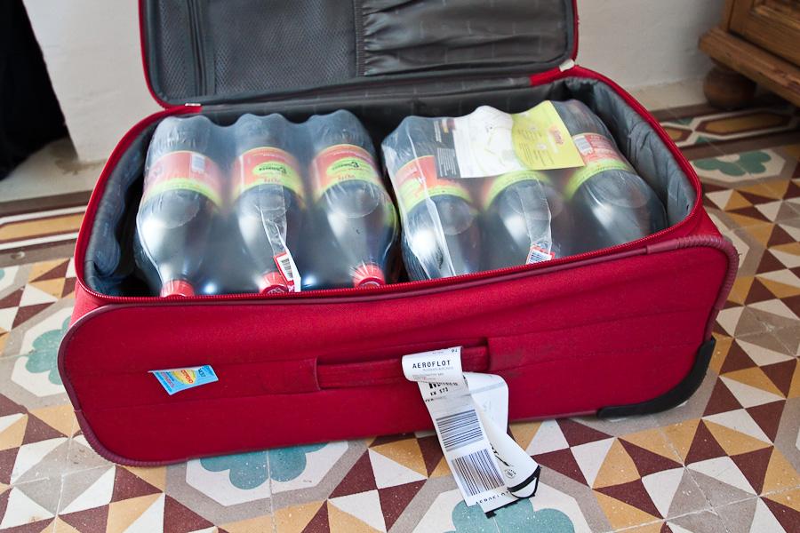 18 litres of Kinnie, Malta. 18 литров кинни, Мальта