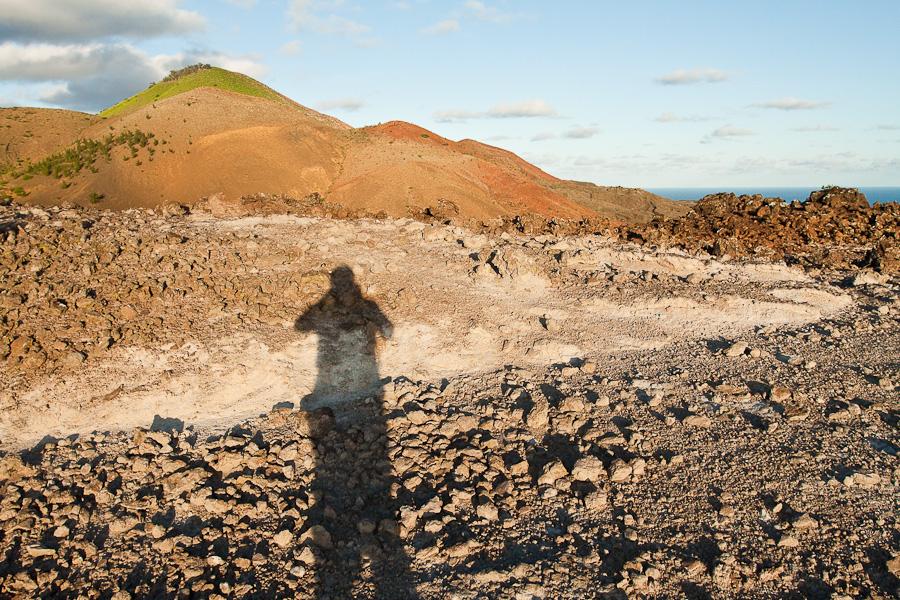 Вулканические конусы. Остров Вознесения, Атлантический океан. Volcanic cones, Ascension island, South Atlantic