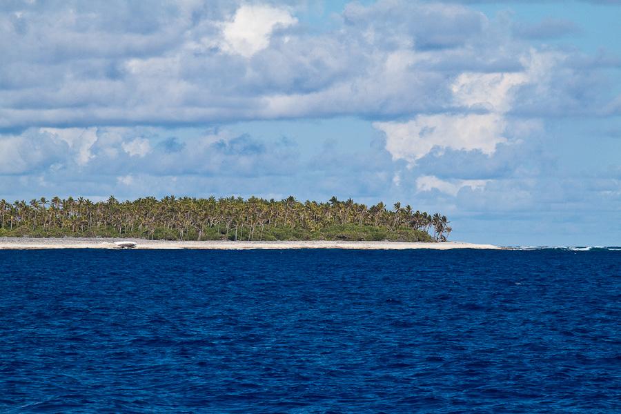 атолл Темоэ. Temoe atoll