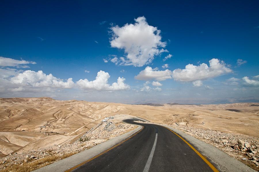 Палестинская пустыня. Иудейская пустыня