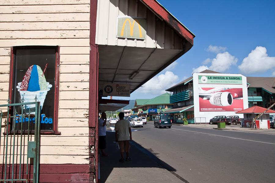 Столица западного самоа