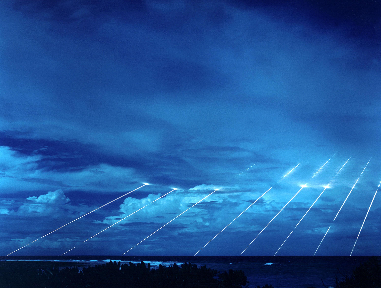Атолл Кваджалейн, Маршалловы острова, военная авиабаза USAKA. Kwajalein Atoll, Marshall Islands, military air base USAKA