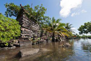 Фото - остров Понпеи, Нан-Мадол