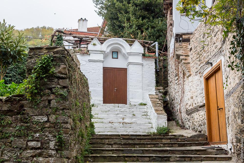 Город Карея (Кариес), Святая Гора Афон