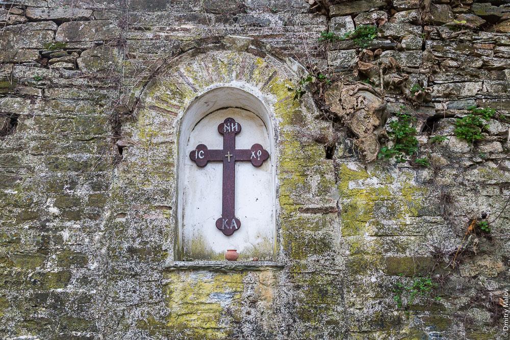 Крест, Святая Гора Афон