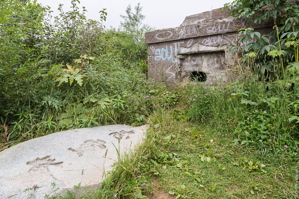 тюрейто Мерей Хатиман дзиндзя, село Пригородное, около города Корсаков, Сахалин