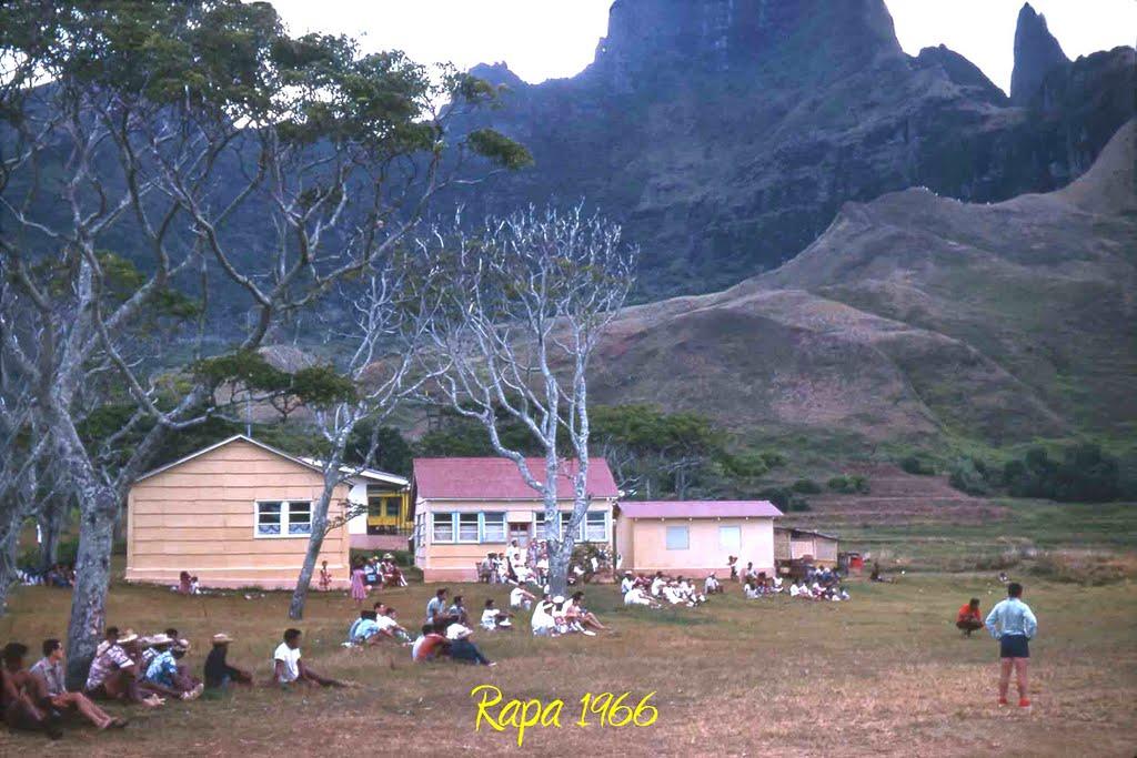 Ahurei, Ile de Rapa Iti (1966), Alain TREBOZ (CC-BY-NC-ND)