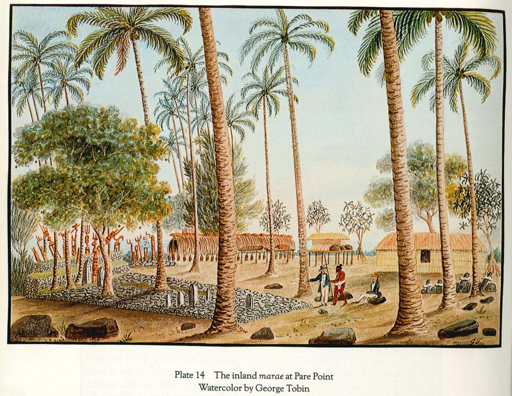 Остров Раиатеа: мараэ Тапутапуатеа и центр полинезийского треугольника