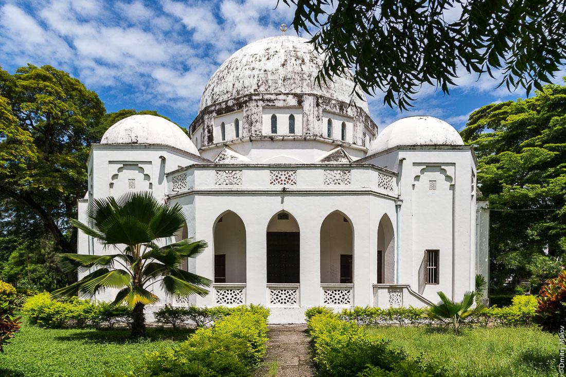 Мемориальный музей мира, Каменный город, Занзибар-сити, остров Унгуджа, Танзания. Peace Memorial Museum. Stone Town, Zanzibar City, Unguja island, Tanzania
