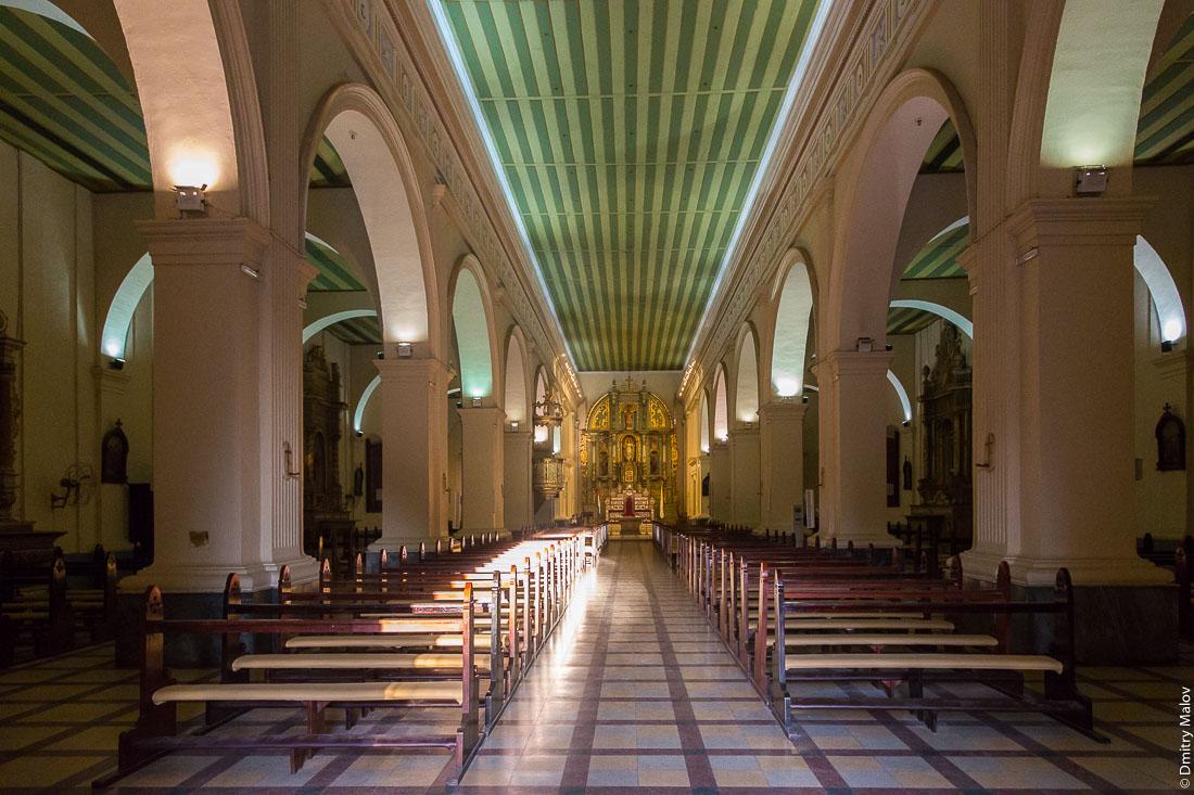 Catedral Metropolitana de Nuestra Señora de la Asunción, Asuncion, Paraguay. Городской кафедральный собор, Асунсьон, Парагвай.