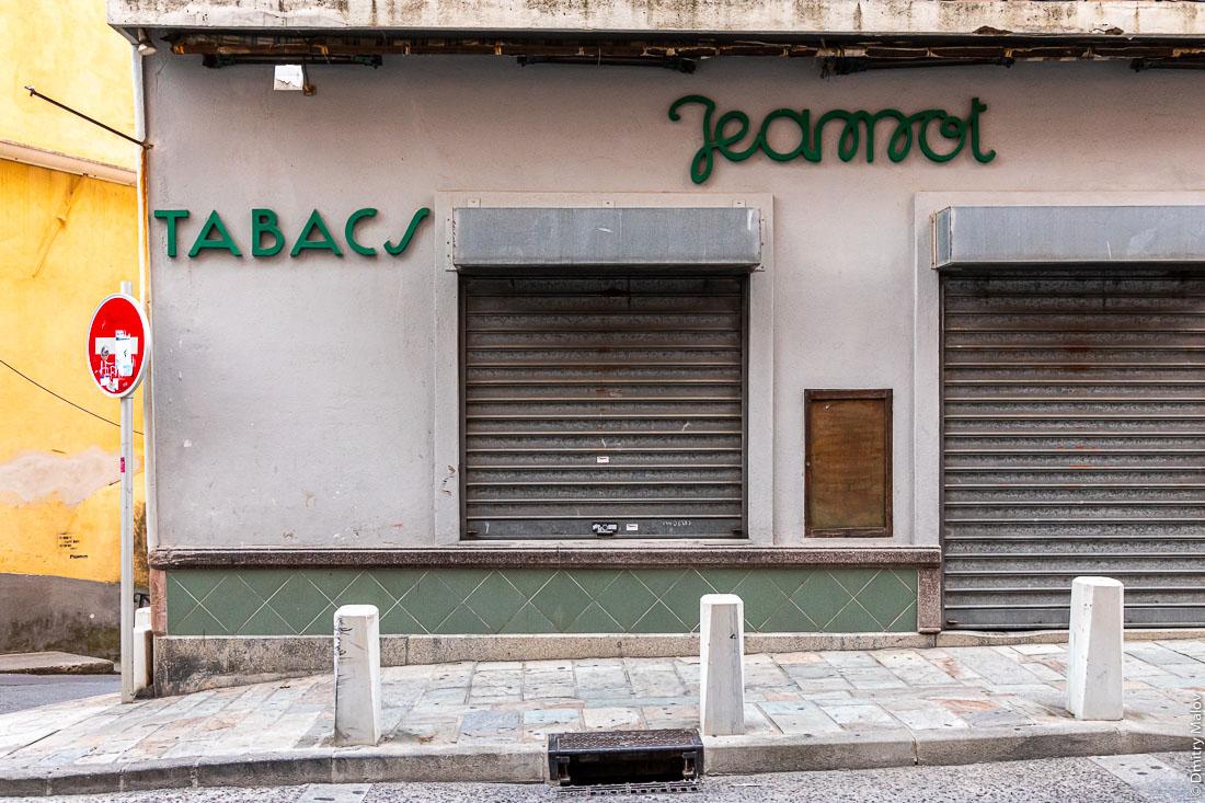 Tabacs Jeamont, Bastia, Corisca