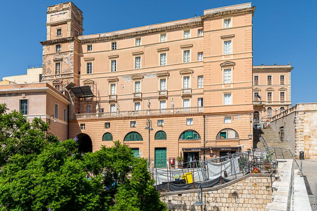 Дом на улице Кальяри, Сардиния
